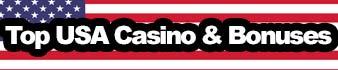 Top USA Casino et bonus