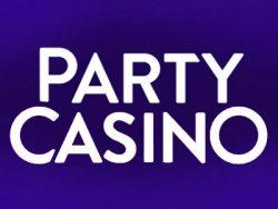 Party Casino скриншот